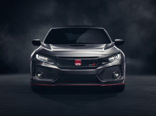 Honda Civic 2017 Type R