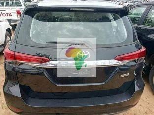 Toyota fortuner annee 2018
