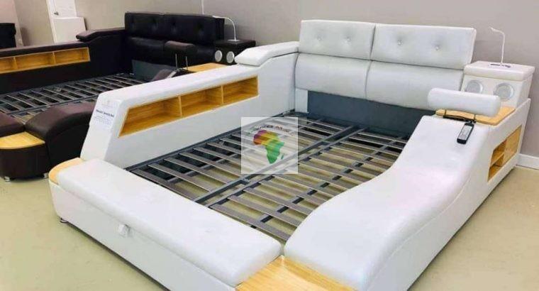 Des lits jolies impecables confortables formidables