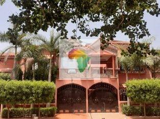 Villa à louer à Quinzambougou Bamako