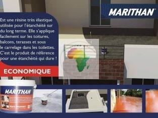 MARITHAN pour l'ETANCHEITE de vos toits et balcon
