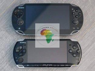 PROMO.PSP,PS2,PS3,PS4,PSVITA.TRÈS PROPRE AVEC DES JEUXS ET LES ACCESSOIRES