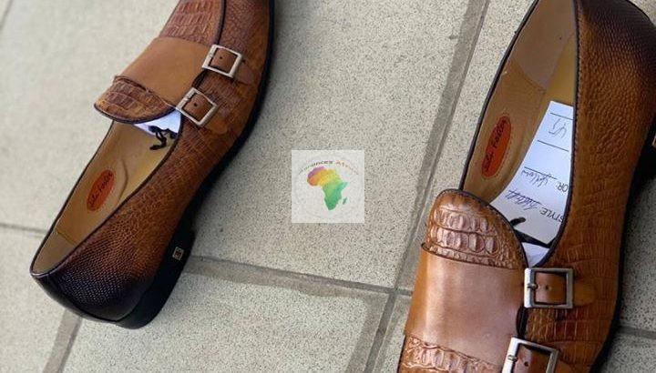 Des chaussures de qualité