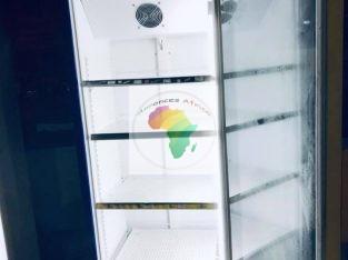 Réfrigérateurs vitrés 390litres casse super propre