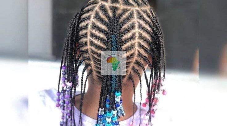 Tresse et beauté africaine du Mali chez fatim baye