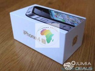 Iphone 4s très propre avec tout ses accessoires