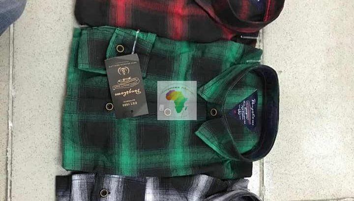 Chemises Manche longue a vendre