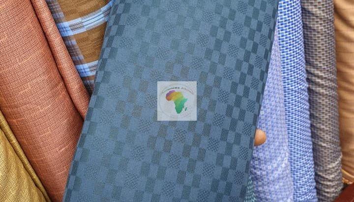 Des tissu en coton disponible