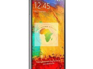 Samsung Galaxy note 3 en carton