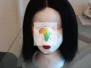 Newwwww wig wiggggg perruque