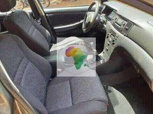 Vente d'un Toyota Drogba 4 portières