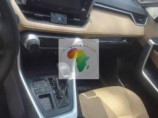 Toyota Rav4 2019 disponible