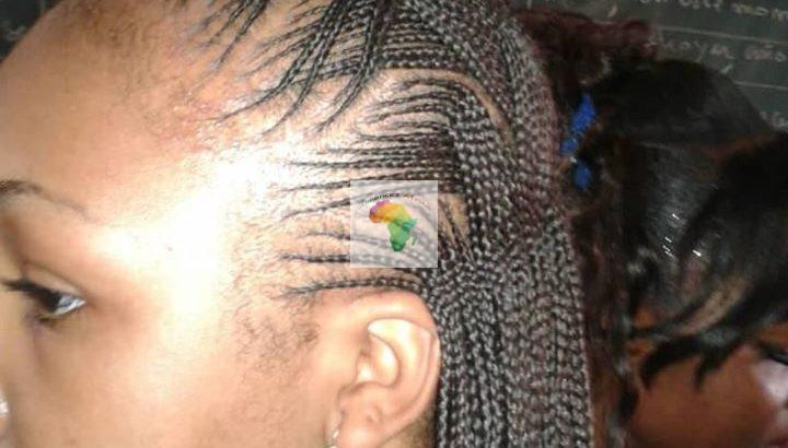 TRESSE AFRICAINE CHEZ MAMOU