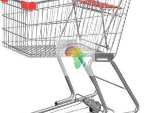 Je chercher le Chariot supermarché