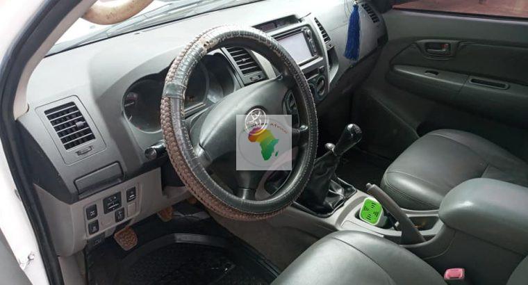 Toyota double cabine diesel D4D climatisé